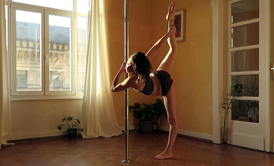 Écart Pole Dance
